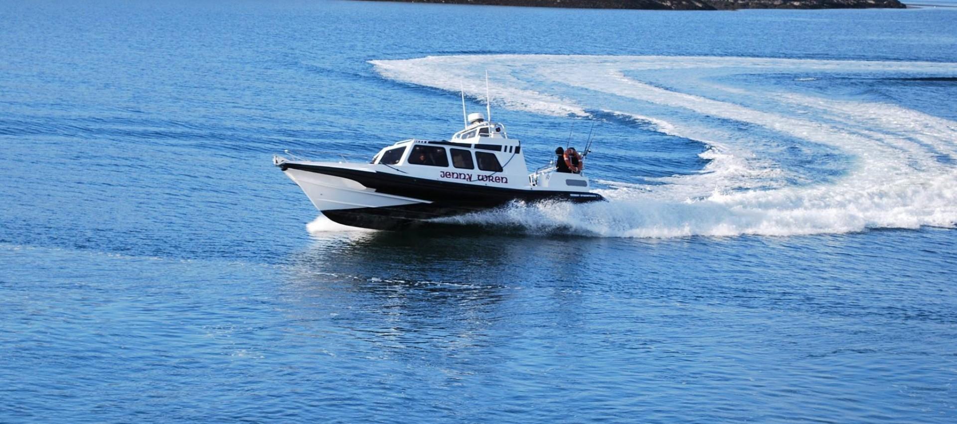 Jenny Wren Boat Charter